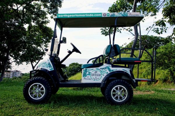 Conchal Golf Cart Rental - Earth Gear & Carts - Native's Way Costa Rica