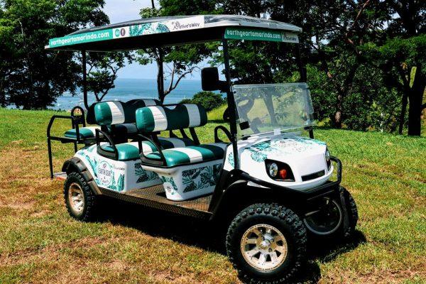 Conchal Golf Cart Rental - Earth Gear & Carts - Native's Way Costa Rica