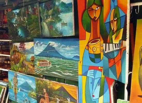 Artisan Market - Nicaragua One Day Tour From Costa Rica - Native's Way Costa Rica - Tamarindo Tours & Transfers