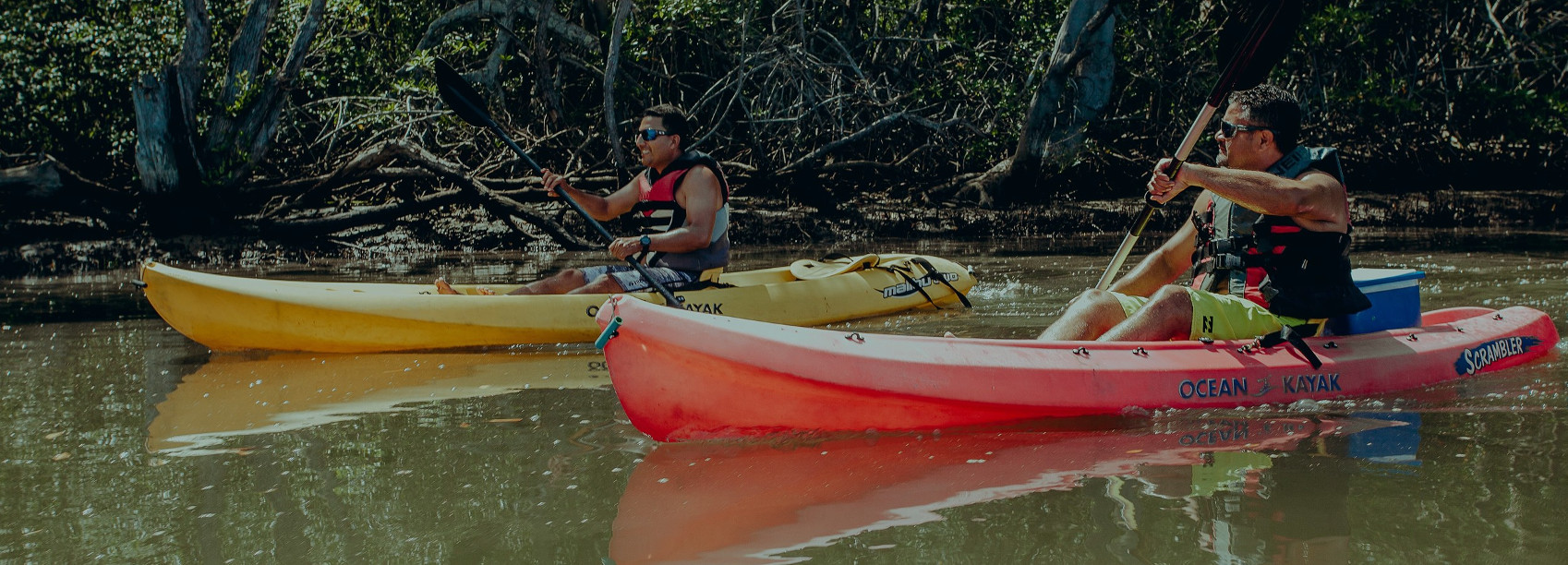 Tamarindo Kayak Estuary Tour - Native's Way Costa Rica - Tamarindo Tours and Transfers